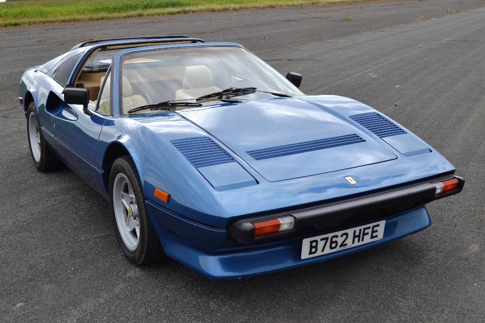 Iggy Pop's Ferrari