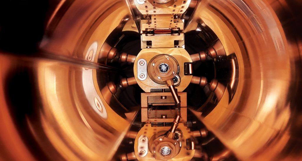 Scottish University takes part in million pound scheme to upgrade Large Hadron Collider