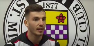 Mihai Popescu was a fans' favourite at St Mirren | Hearts news