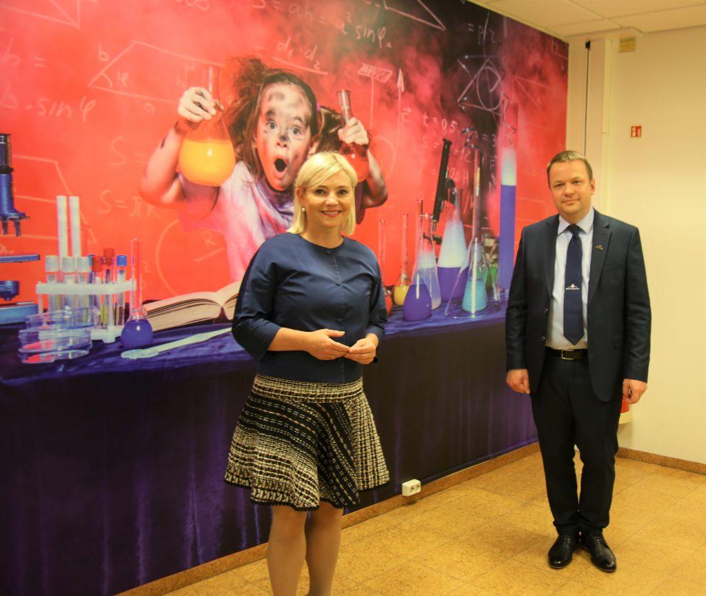 British Rocket company Skyrora given award for impact to environment