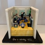 Picture of the Oasis cake- Food and Drink News