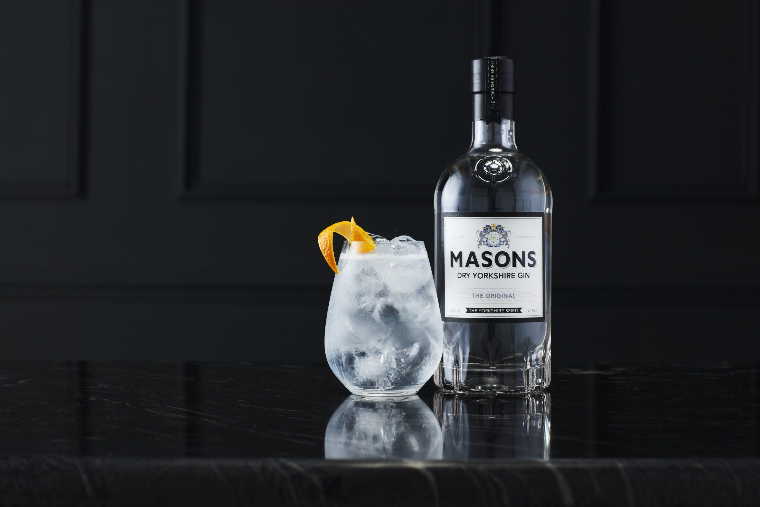 Masons Yorkshire Gin Original