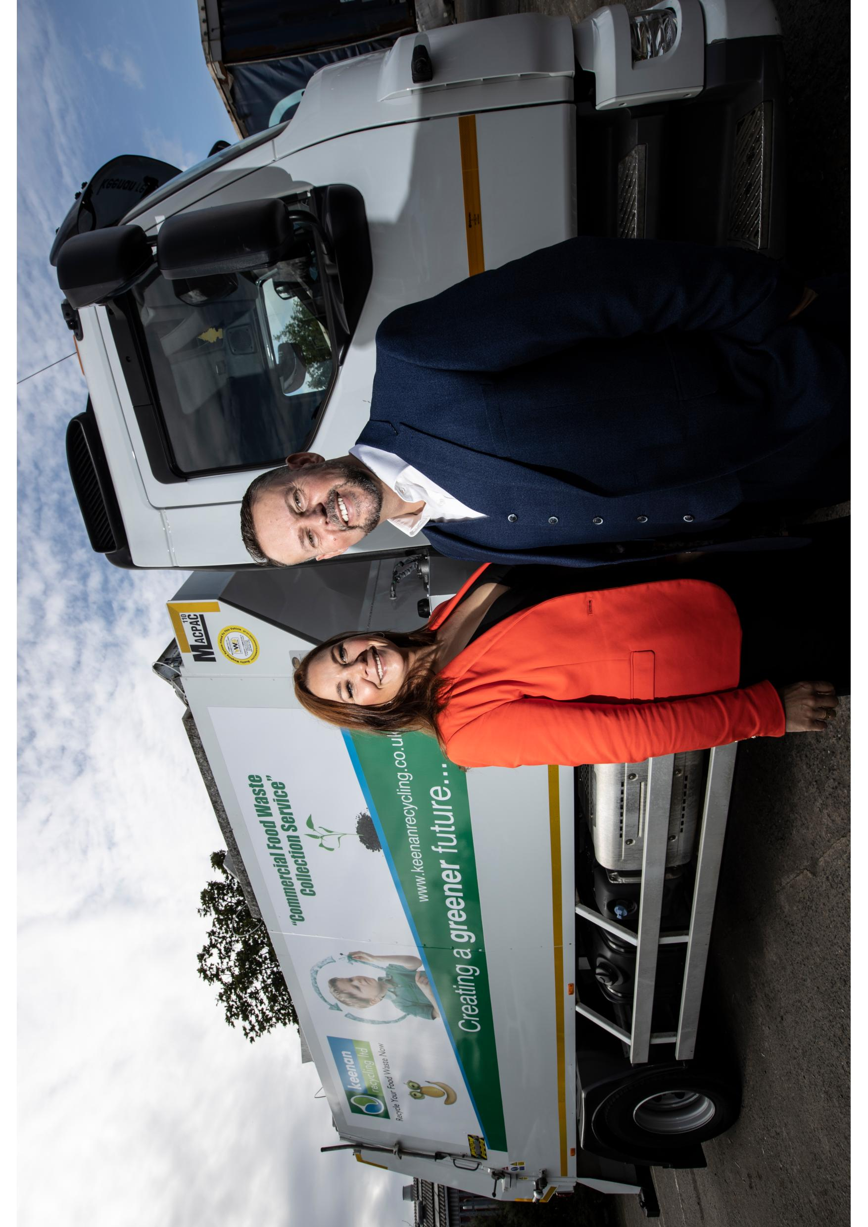 Managing Director and Collections Director, Grant and Claire Keenan - Business News