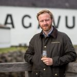 Pierrick Guillaume, Lagavulin Distillery Manager-Food and Drink News Scotland
