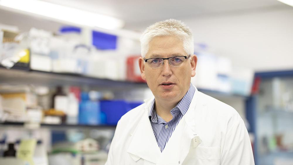 Professor Dario Alessi