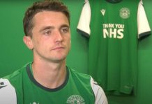 Stephen McGinn has been part of the Hibs group since the start of 2020/21 | Hibs news