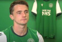 Stephen McGinn has been part of the Hibs group since the start of 2020/21 | Hibs news