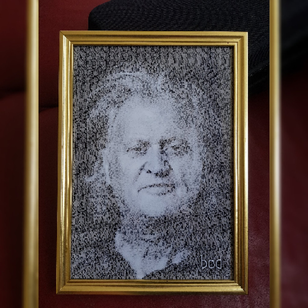 Tim Martin portrait