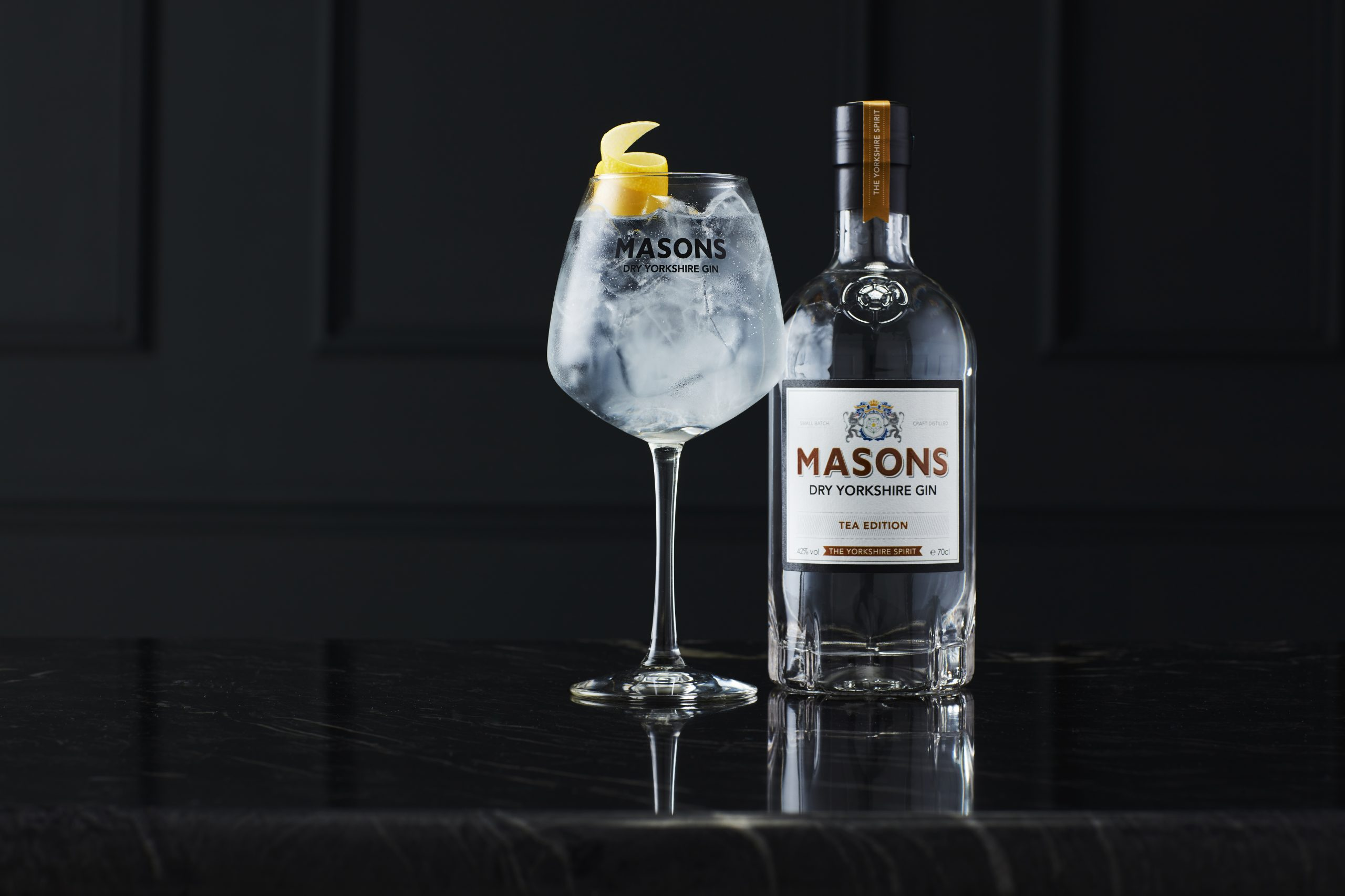 Masons Yorkshire Gin Tea