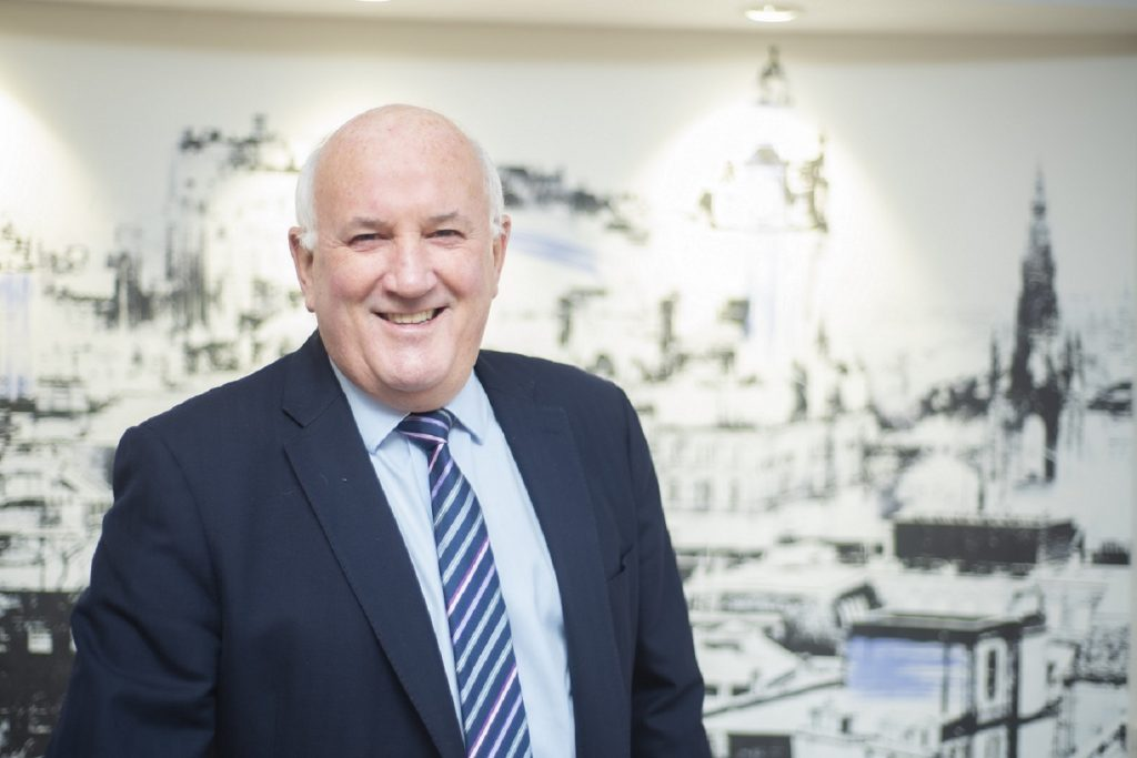 Tom Flockhart managing director and founder of Capital Document solutions