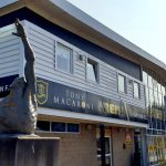 The facade of the Tony Macaroni Arena | Livingston news