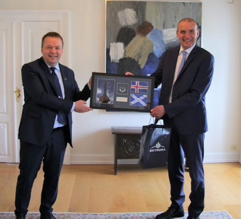 British Rocket company given award for impact to environment