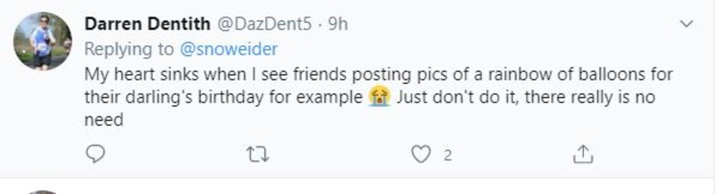 social media comment