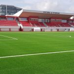 Victoria stadium   Rangers news