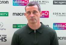 Hibs head coach Jack Ross | Hibs news