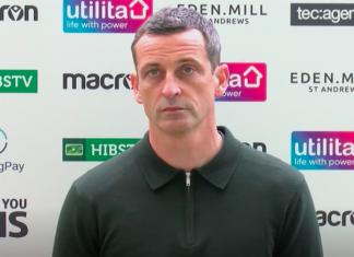 Hibs head coach Jack Ross   Hibs news