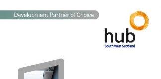 Hub South West flyer - Business News Scotland