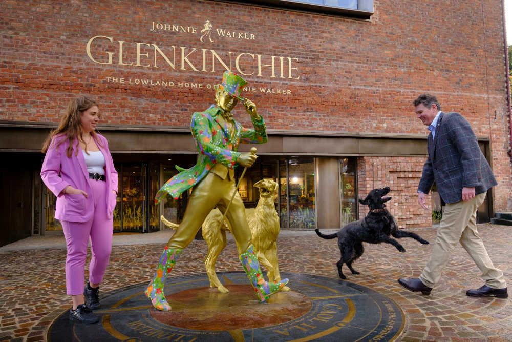 Glenkinchie distillery launch