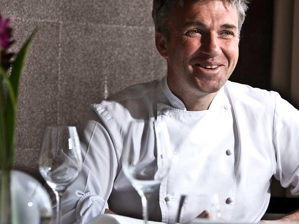 Chef Martin Wishart