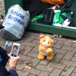 Animal Expert calls emergency services for toy cat