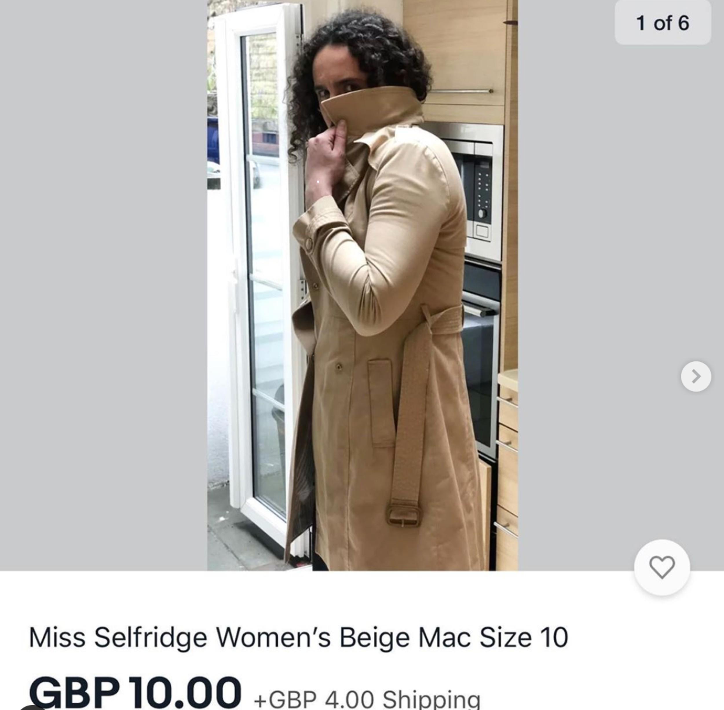 Luke in a coat