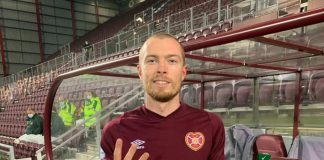 Craig Wighton celebrates his first Jambos hat-trick | Hearts news