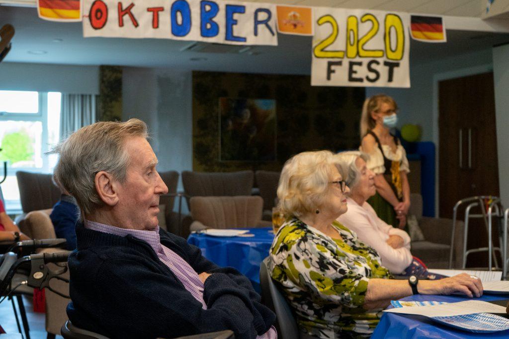 Cramond Residence Oktoberfest