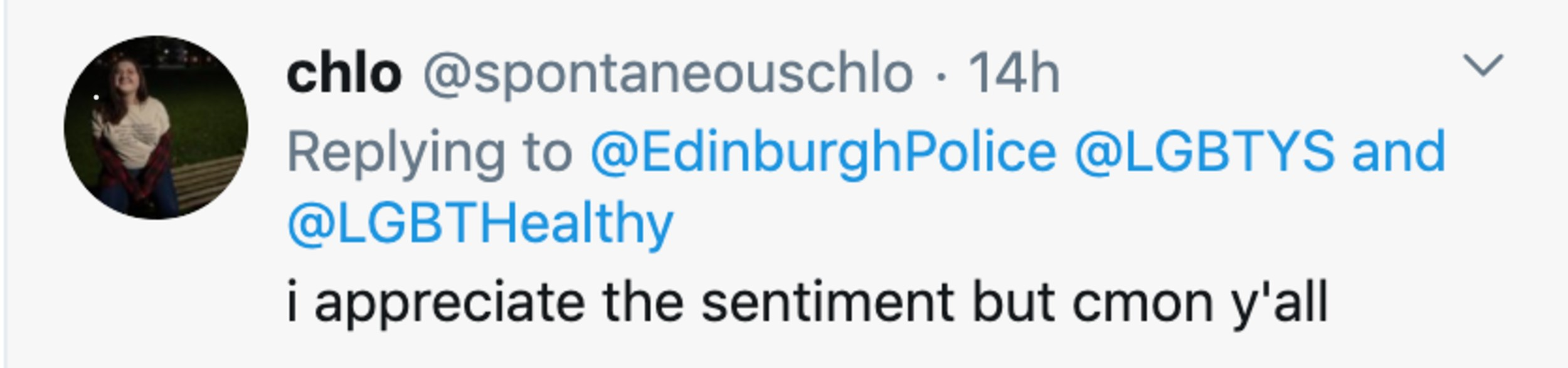 Twitter users comment- Viral News Scotland
