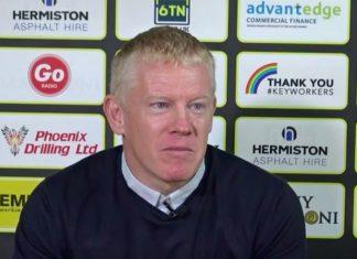 Livingston manager Gary Holt   Livingston news