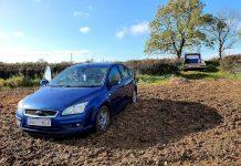 A car in a field - Viral News UK