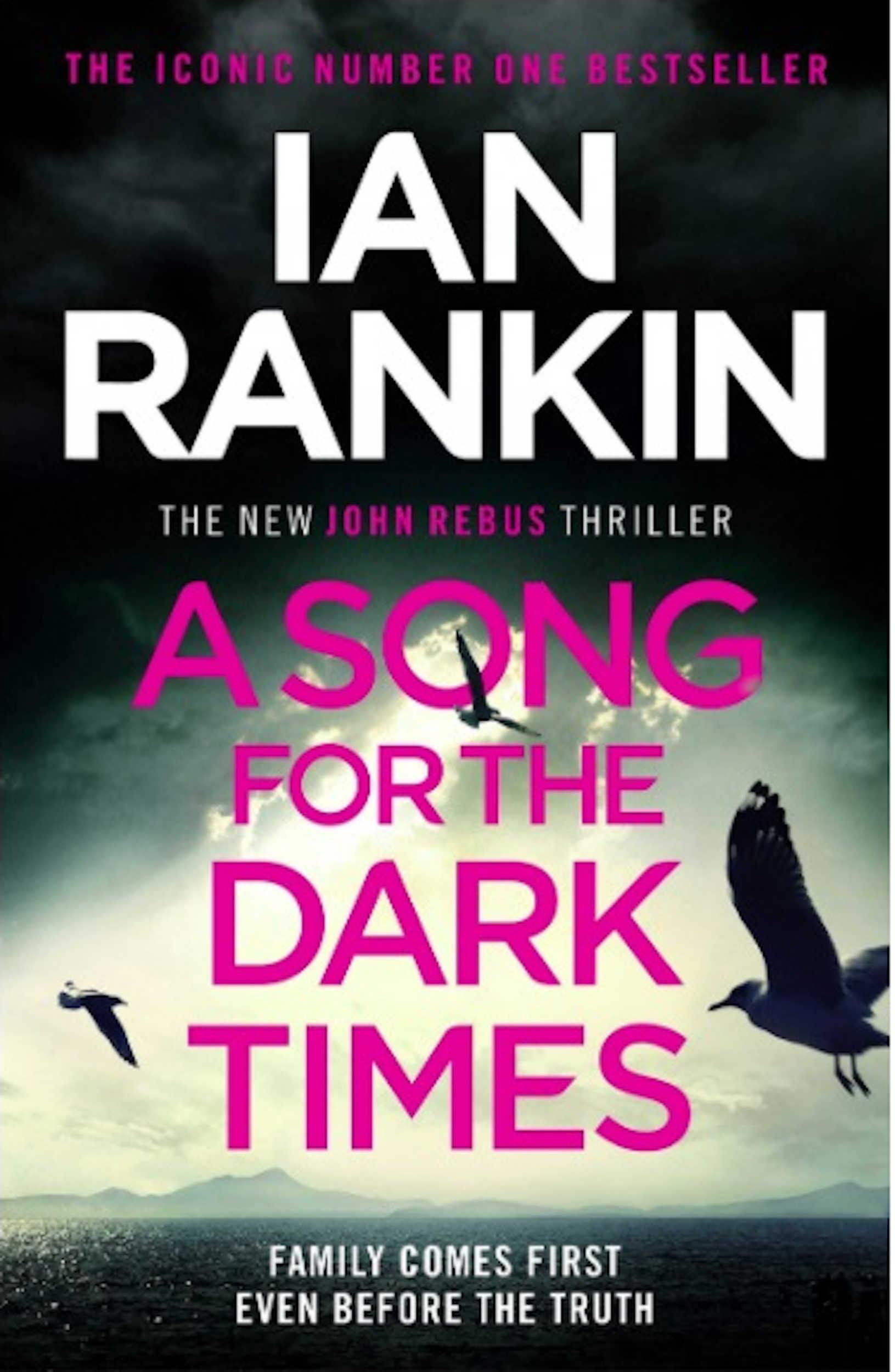 Ian Rankin's book- Scottish News