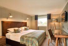 Isle of Mull Show Bedroom