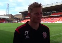 Former Hearts defender Jason Thomson, now at Arbroath | Hearts news