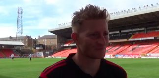 Former Hearts defender Jason Thomson, now at Arbroath   Hearts news