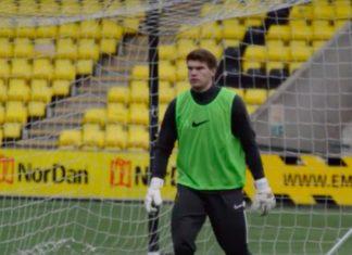 Livingston number two Max Stryjek, formerly of Sunderland | Livingston news