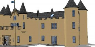 Balmoral-style castle- Scottish News