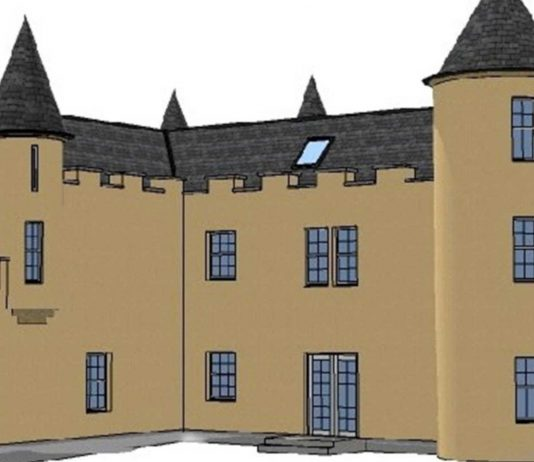 Balmoral-style castle- Scottish News
