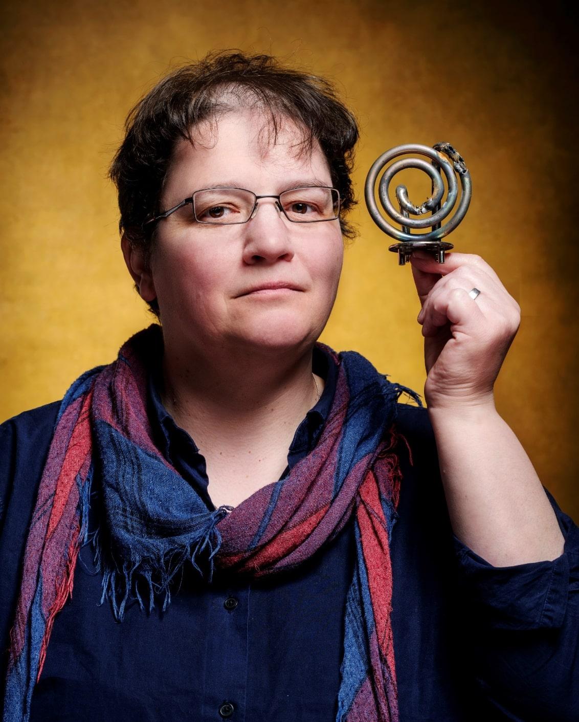 Professor Niamh Nic Daéid- Business News Scotland