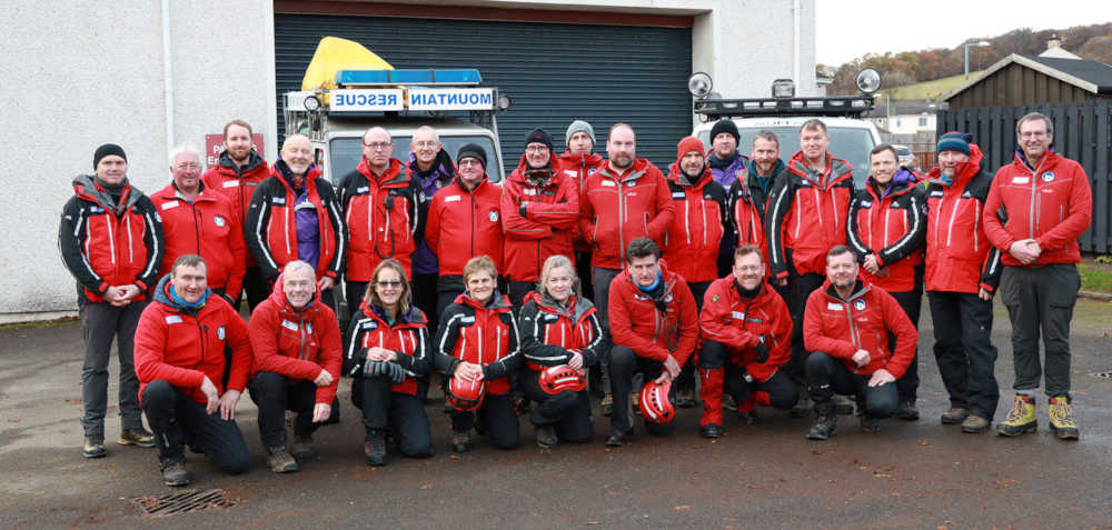 Moffat Mountain Rescue Team