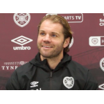 Hearts manager Robbie Neilson | Hearts news