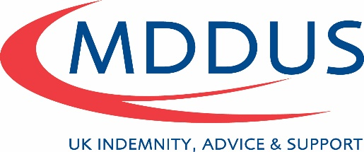 MDDUS (The Medical and Dental Defence Union of Scotland)- Business News Scotland