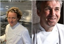 Tom Kitchin and Martin Wishart