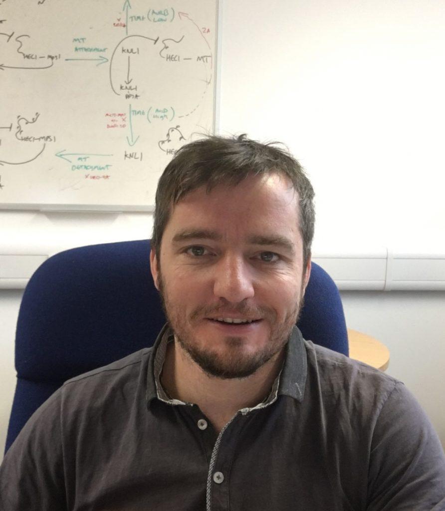 Dr Adrian Saurin