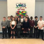 Castleton School pupils - Entertainment News Scotland