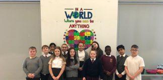 Castleton School pupils - Entertainment News Scotland