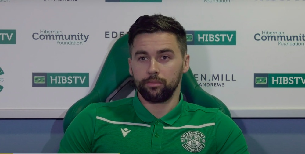 Darren McGregor, the Hibs defender | Hibs news