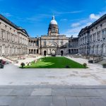 Edinburgh University Old College Quad quad, after refurbishment. - Business News Scotland