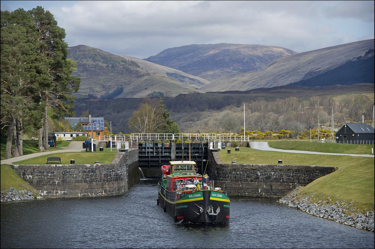 Canal lock