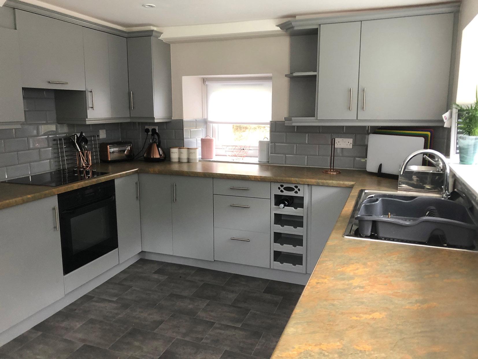 Glen Cottage kitchen - Business News Scotland