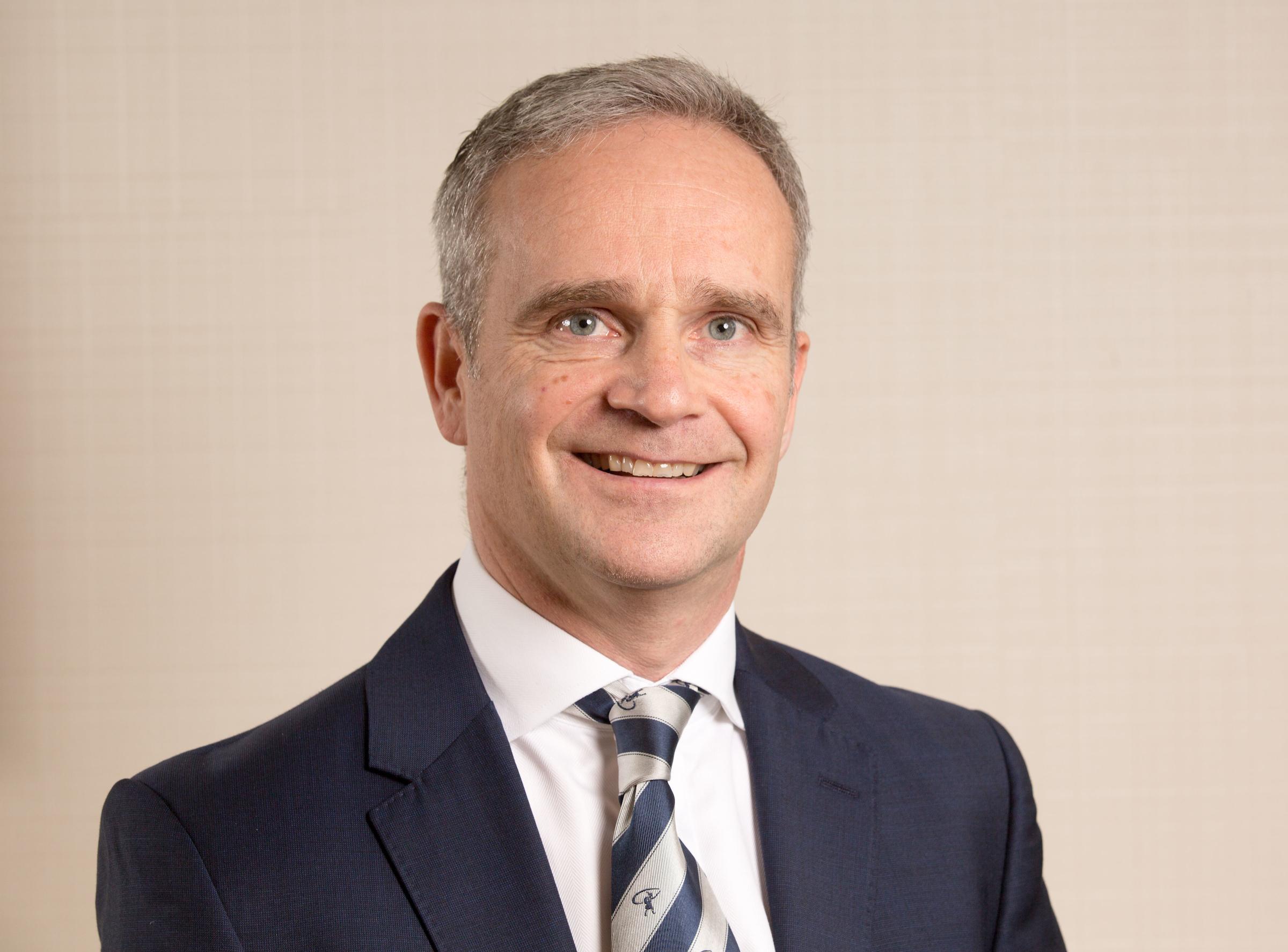 Ivor Gray, Company Secretary, Macfarlane Group PLC. - Business News Scotland